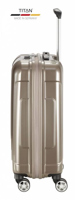 Troler de cabina TITAN X-RAY S ( 40 x 55 x 20 cm) 7