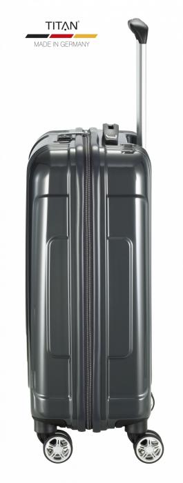 Troler de cabina TITAN X-RAY S ( 40 x 55 x 20 cm) 15