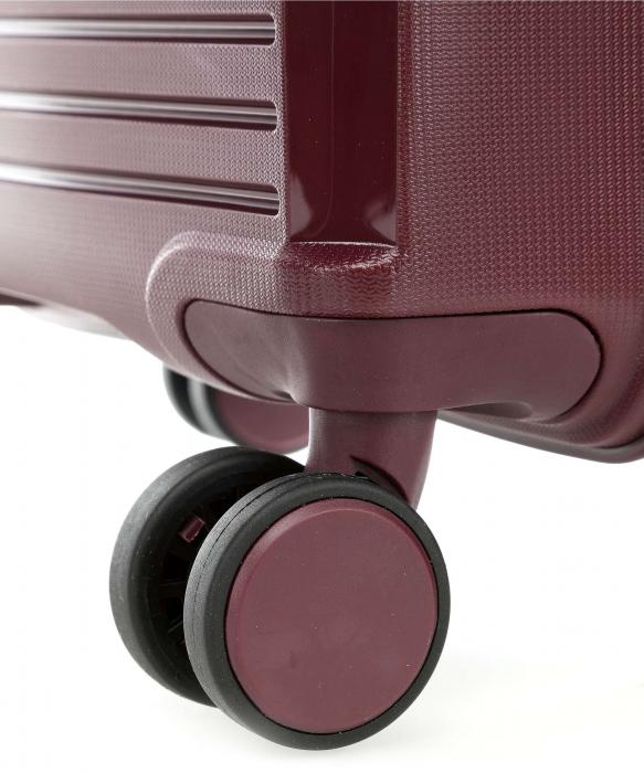 Troler de cabina Travelite CERIS 4 roti duble (spinner) 55 cm S 4