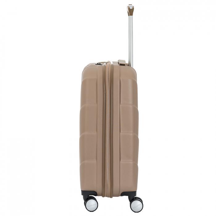 Troler de cabina Travelite Kalisto 4 roti 55 cm S 3