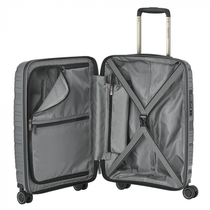 Troler de cabina Travelite MOTION 4 roti 55 cm S 11