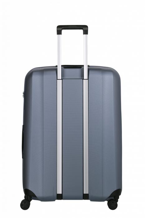 Troler de cala cu USB - TITAN XENON 4 roti 74 cm (L) - Albastru 1