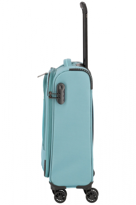 Troler de cabina Travelite Arona 4 roti duble 55 cm S 9
