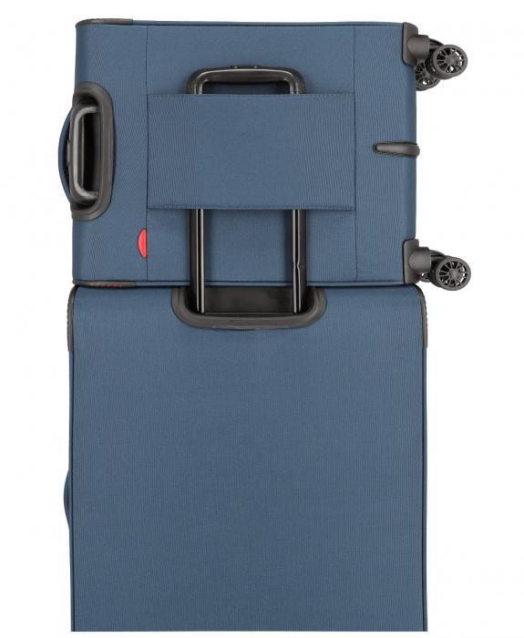 Troler de cabina Travelite Arona 4 roti duble 55 cm S 29