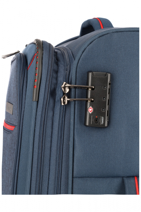 SET Trolere Travelite Arona 4 roti duble S, M, L + CADOU geanta de bord 3