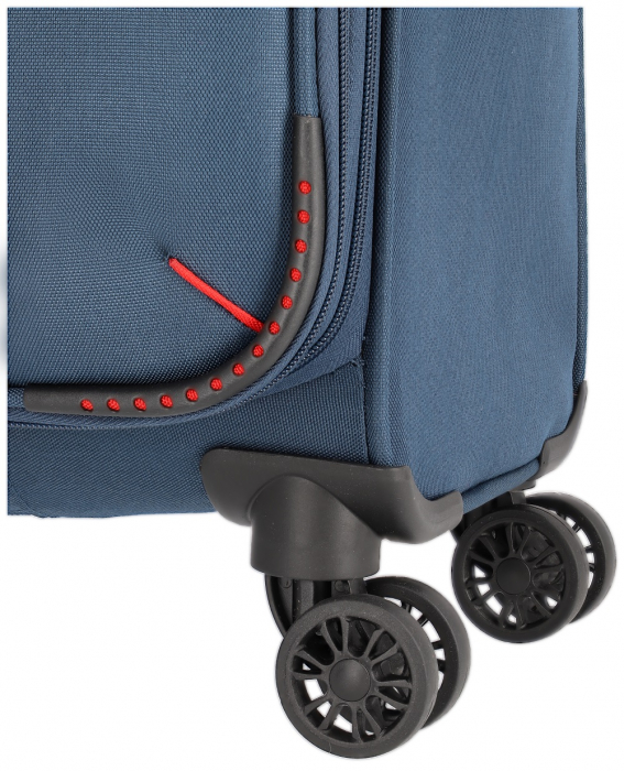 SET Trolere Travelite Arona 4 roti duble S, M, L + CADOU geanta de bord 2