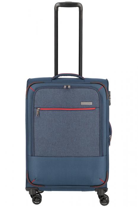 SET Trolere Travelite Arona 4 roti duble S, M, L + CADOU geanta de bord 1