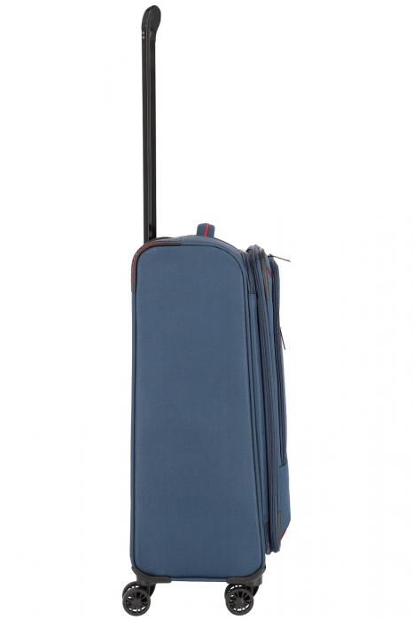 SET Trolere Travelite Arona 4 roti duble S, M, L + CADOU geanta de bord 12