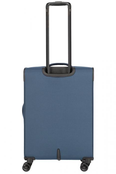 SET Trolere Travelite Arona 4 roti duble S, M, L + CADOU geanta de bord 13