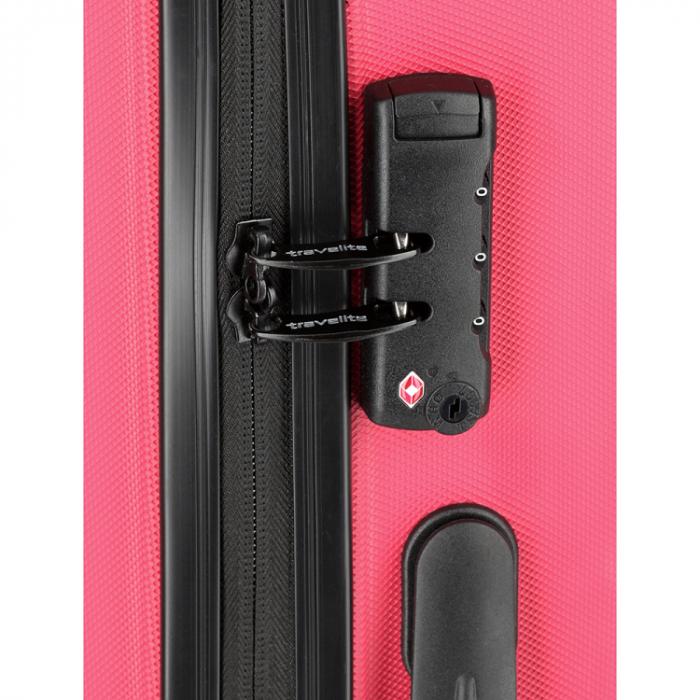Troler de cabina Travelite Bliss 4 roti 55 cm S 2