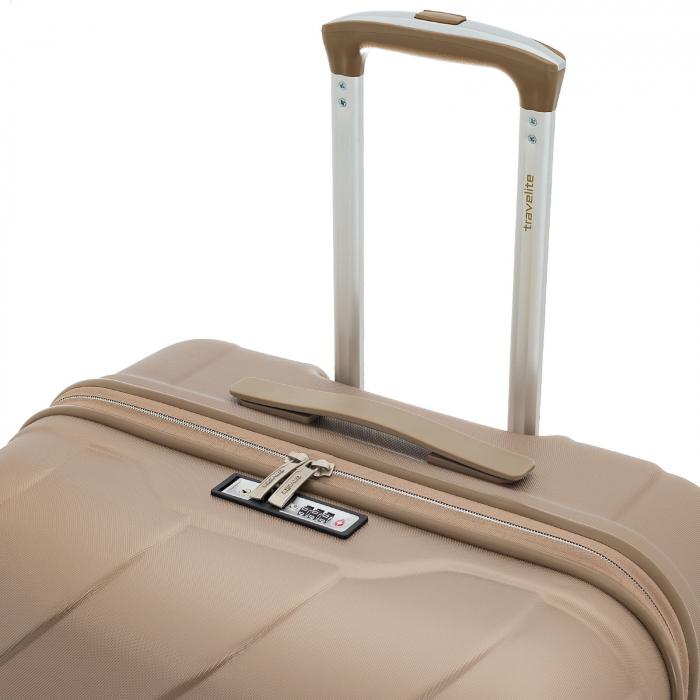 Troler de cala Travelite Kalisto 4 roti 76 cm L 15