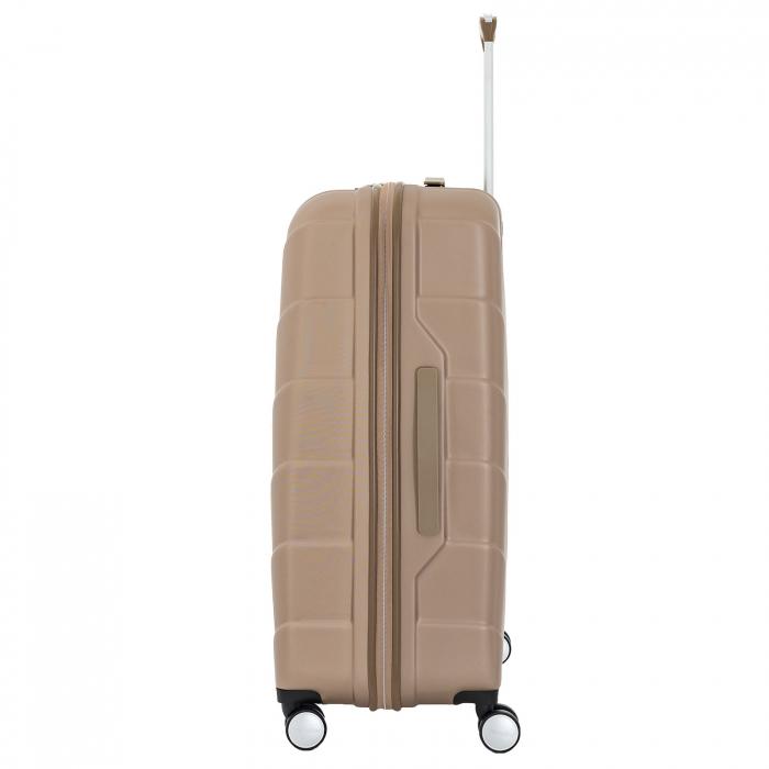 Troler de cala Travelite Kalisto 4 roti 76 cm L 12