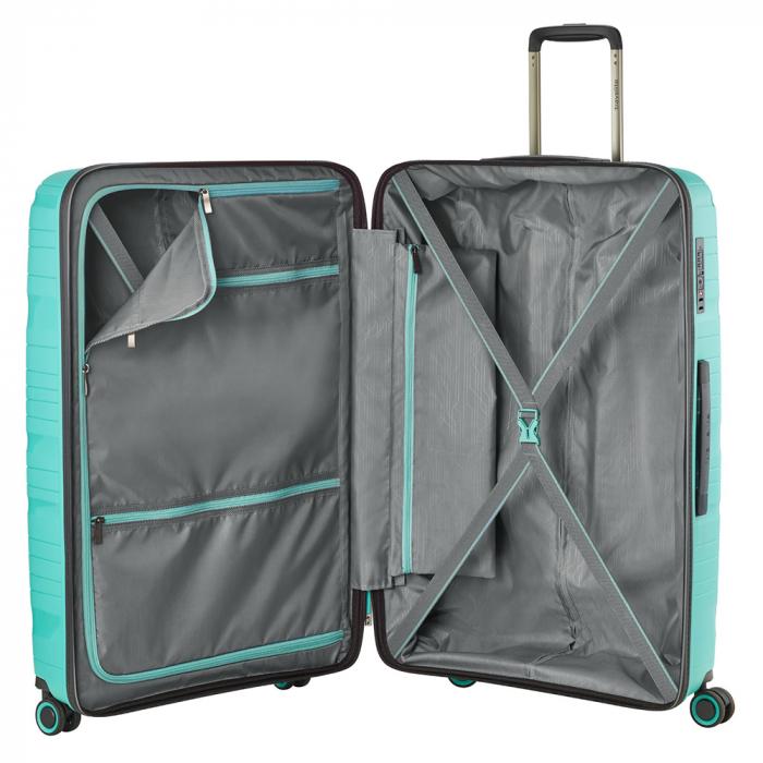 Troler de cala Travelite MOTION 4 roti 77 cm L 5