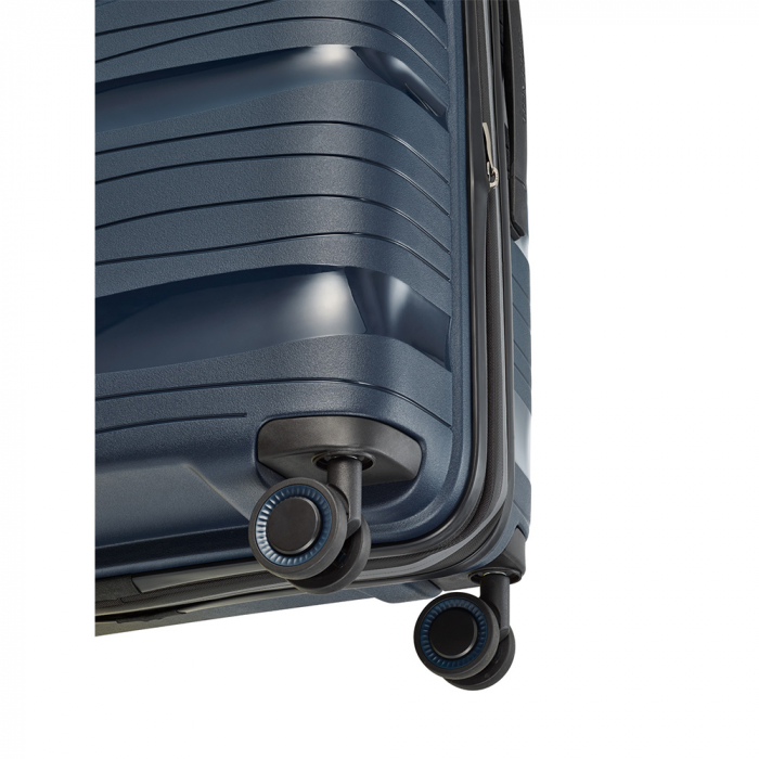 SET Trolere Travelite MOTION 4 roti S,M - Navy