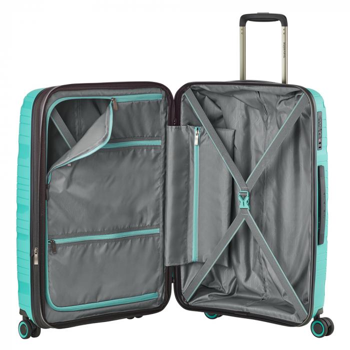 Troler de cala Travelite MOTION 4 roti 67 cm M 5
