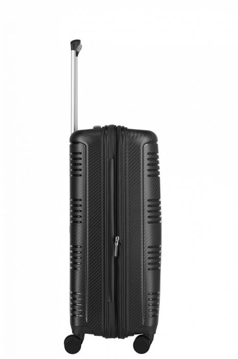 Troler de cala Travelite ZENIT 4 roti duble (spinner) 68 cm M extensibil 4