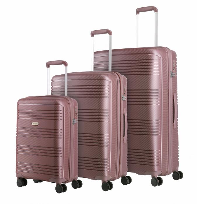 SET Trolere Travelite ZENIT 4 roti duble spinner S, M, L 8
