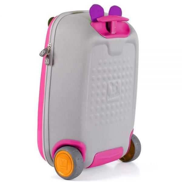 Troler Benbat GoVinci Pink | Orange 1