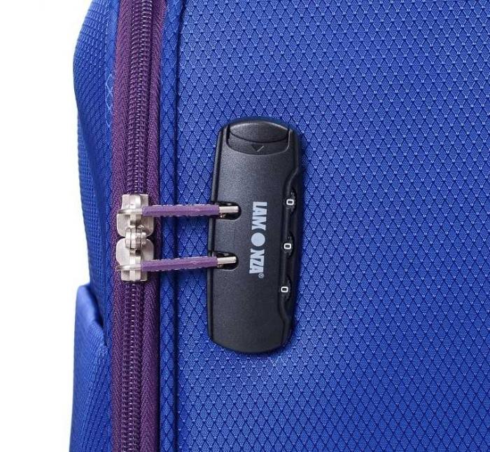 Troler Lavender Extralight 55 Cm- Albastru | Inbagaj.ro 8