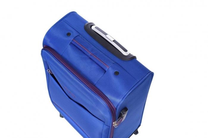 Troler Lavender Extralight 55 Cm- Albastru | Inbagaj.ro 11