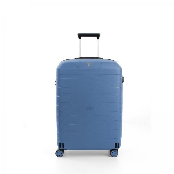 Troler Mediu Roncato Box 2.0 albastru 2