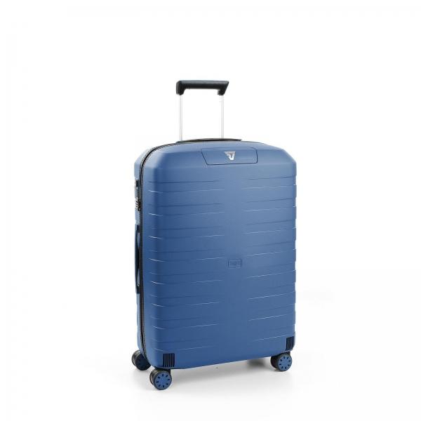 Troler Mediu Roncato Box 2.0 albastru 0