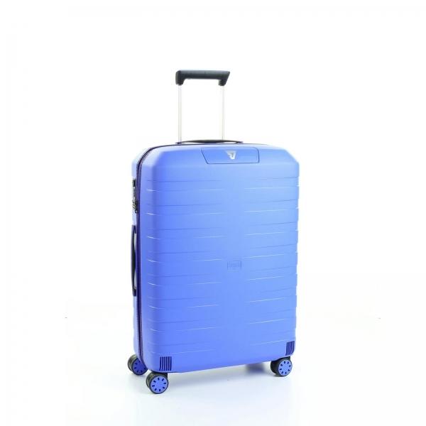 Troler Mediu Roncato Box 2.0 bleu 0