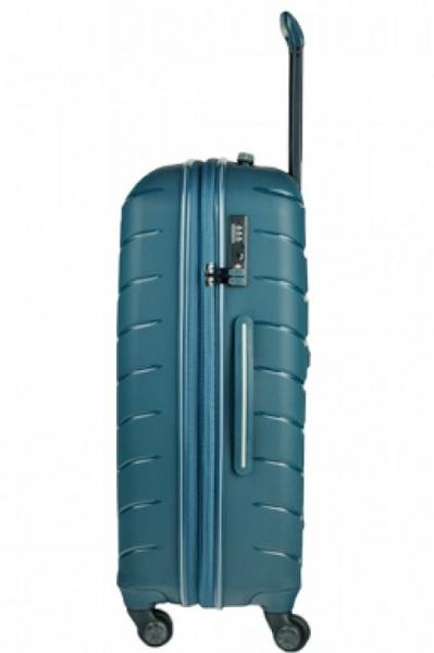Troler Mirano Paris 75 albastru - Troler de cala 1