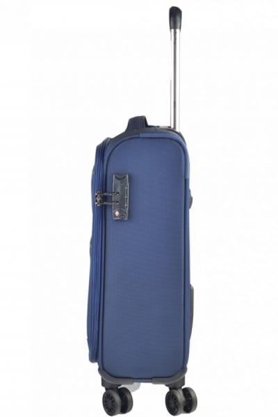 Troler Mirano Valencia 55 cm bleumarin- Troler de cabina 1