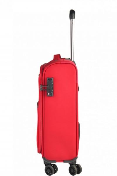 Troler Mirano Valencia 55 burgundy - Troler de cabina 1