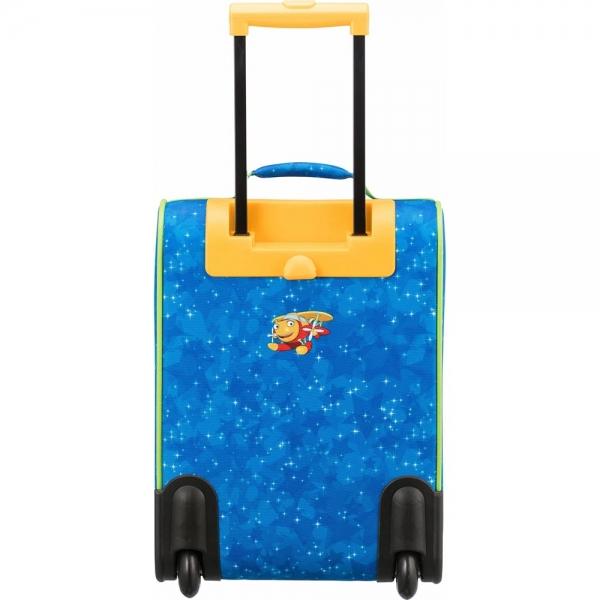 Troler Travelite 2 roti textil Eroii Orasului S 2