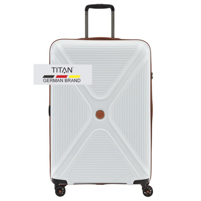 Troler TITAN - PARADOXX 4 roti duble L - 77 cm 7