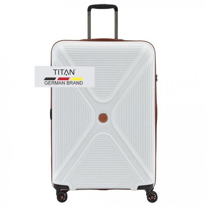 Troler TITAN - PARADOXX 4 roti duble L - 77 cm 0