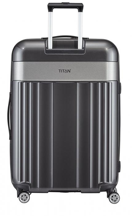 Troler TITAN - SPOTLIGHT -  L - 76 cm 4 roti duble [7]
