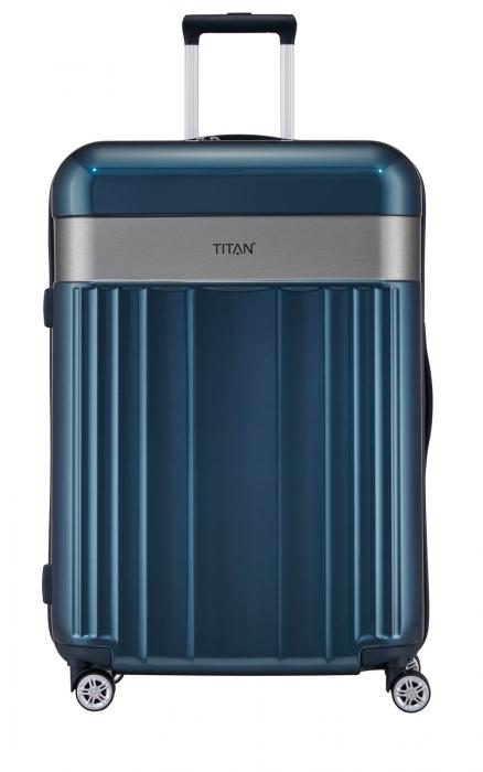 Troler TITAN - SPOTLIGHT -  L - 76 cm 4 roti duble 6