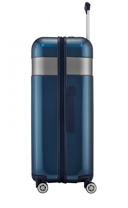 Troler TITAN - SPOTLIGHT -  L - 76 cm 4 roti duble 8