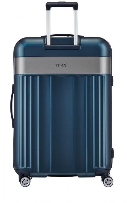 Troler TITAN - SPOTLIGHT -  L - 76 cm 4 roti duble 9