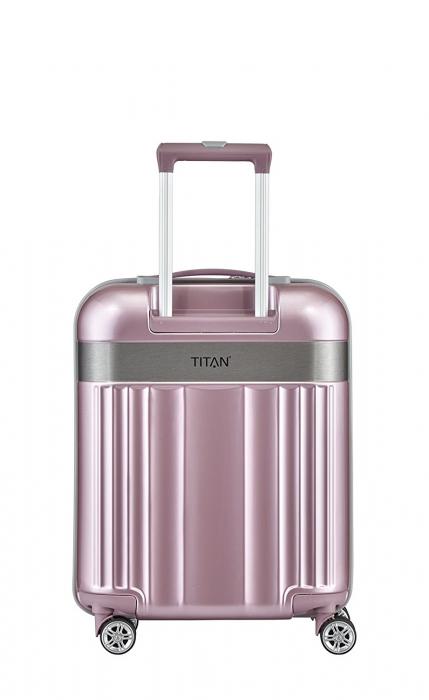 Troler TITAN - SPOTLIGHT - S - 55 cm 4 roti duble 8