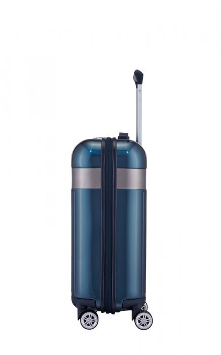 Troler TITAN - SPOTLIGHT - S - 55 cm 4 roti duble 9