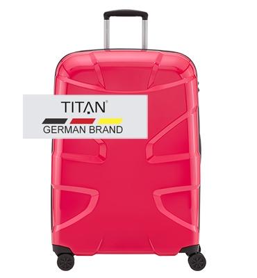 Troler TITAN X2  4 roti  M+ 71 cm 0