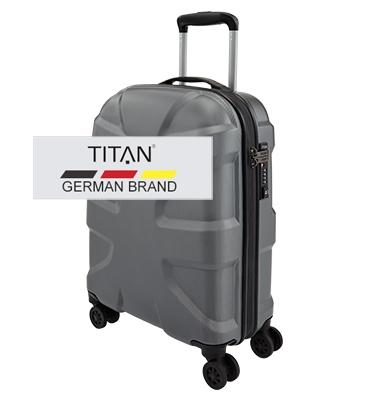 Troler TITAN X2  4 roti  S 55 cm - Antracit 0