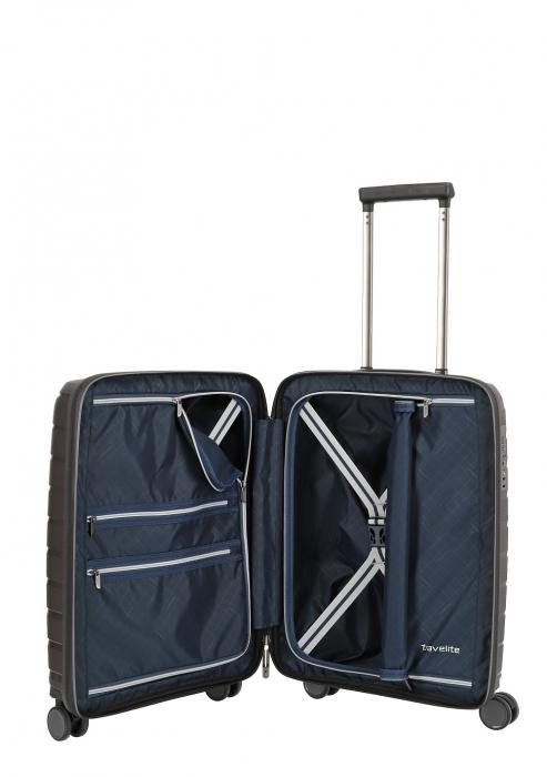 Troler travelite AIR BASE 4 roti DUBLE 55 CM - S 1