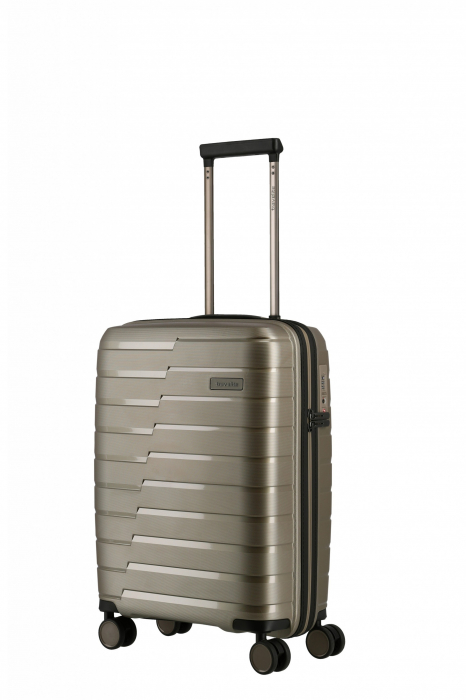 Troler travelite AIR BASE 4 roti DUBLE 55 CM - S 15