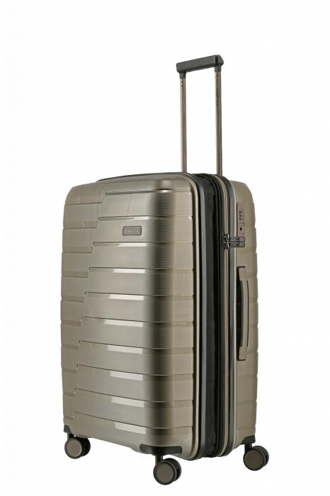 Troler travelite AIR BASE 4 roti DUBLE 67 CM - M extensibil 14