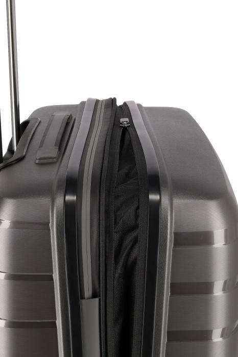 Troler travelite AIR BASE 4 roti DUBLE 67 CM - M extensibil 4
