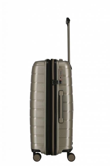 Troler travelite AIR BASE 4 roti DUBLE 67 CM - M extensibil 3