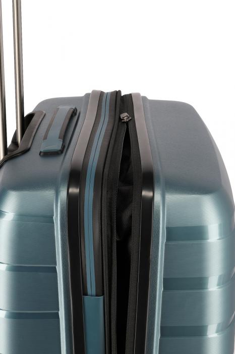 SET Trolere Travelite AIR BASE 4 roti duble S, M, L 5