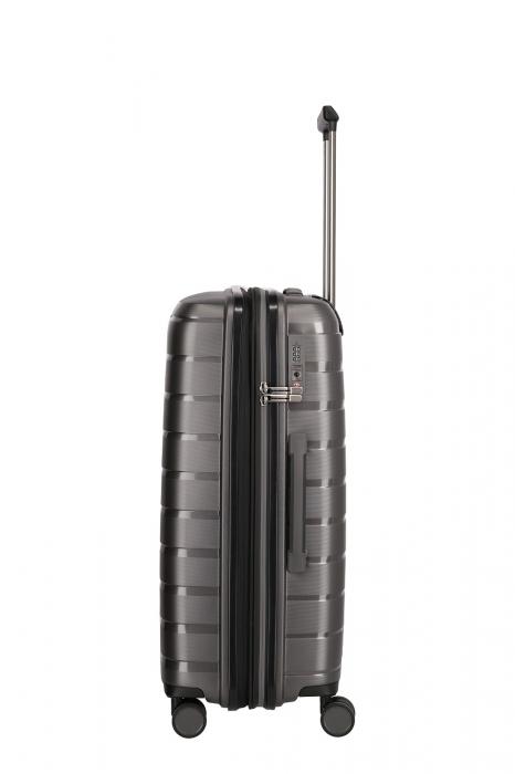 Troler travelite AIR BASE 4 roti DUBLE 67 CM - M extensibil 5