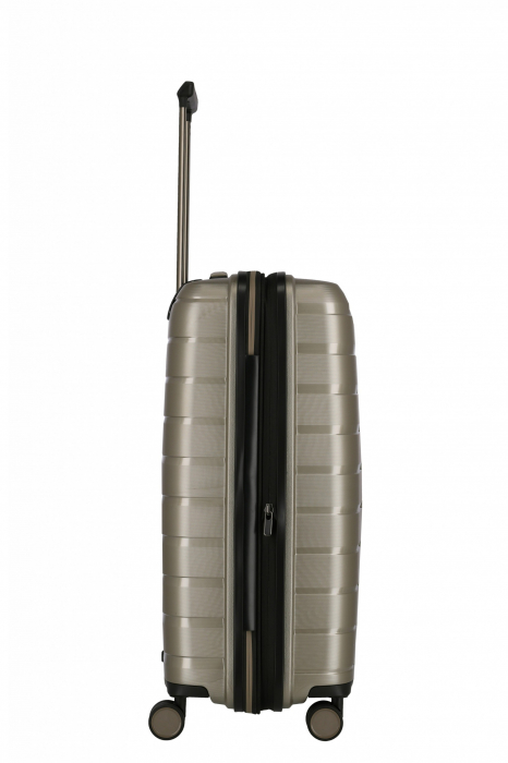 Troler travelite AIR BASE 4 roti DUBLE 67 CM - M extensibil 6