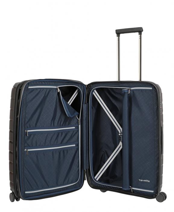 SET Trolere Travelite AIR BASE 4 roti duble S, M, L 3